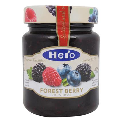 Hero Forest Berry Preserve 340g