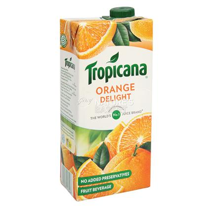 TROPICANA ORANGE JUICE 1000ML TET