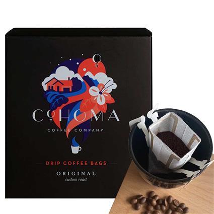 COHOMA ORIGINAL COFFEE BAGS 10 PACK