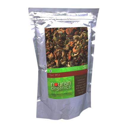 NOURISH FRUIT & NUT TRAIL MIX 120G-150G