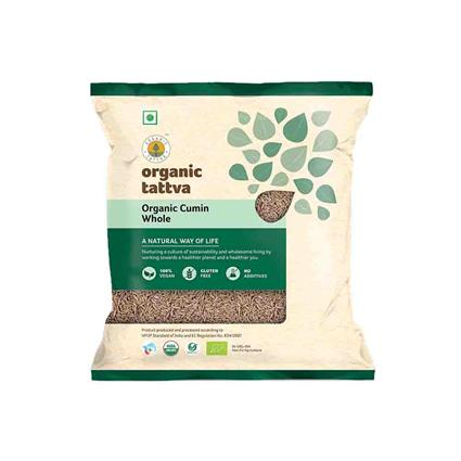 Cumin Whole Organic - Organic Tattva