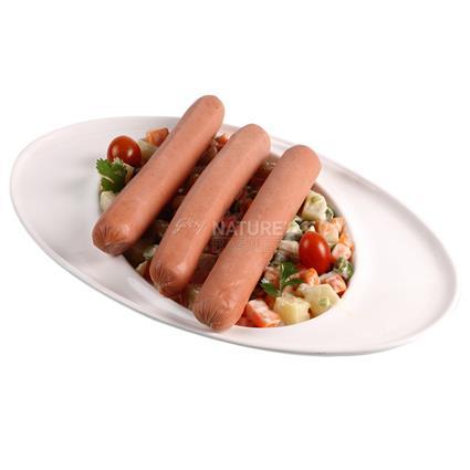 Pork Bockwurst - Bon Appetit