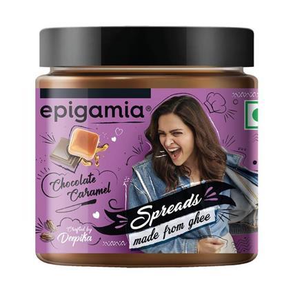 EPIGAMIA DP CHOCO CARAMEL GHEE SPRD 125G