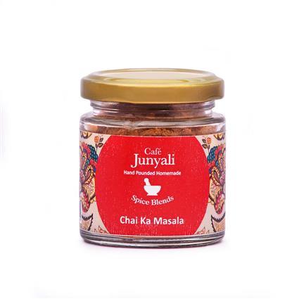 CHAI MASALA - CAFE  JUNYALI