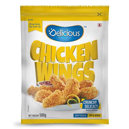 Chicken Wings  -  10 Pcs - Elicious