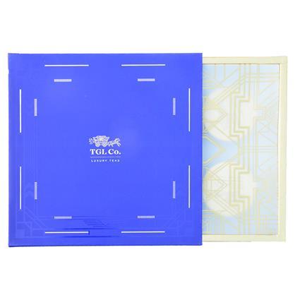 TGL CO IMPERIAL TREASURE BLUE GIFT BOX