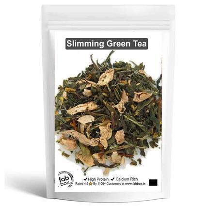 SLIMMING GREEN TEA - FABBOX