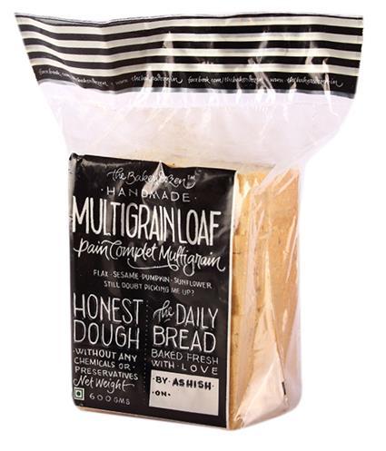 Multigrain Full Loaf - The Baker's Dozen