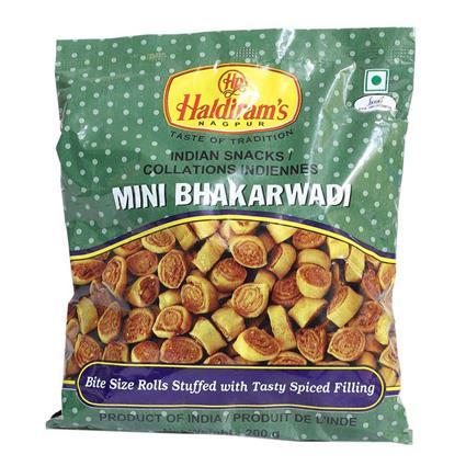 Mini Bhakarwadi-Haldiram