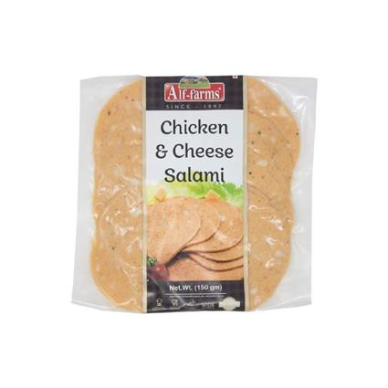 ALF FARM CHICKEN CHEESE SALAMI 1.8 KG