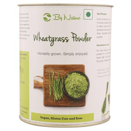 Wheatgrass Powder - Bynature