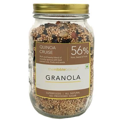 Quinoa Cruise Breakfast Granola - Thenibblebox