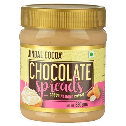 Chocolate Spread Almond Cream - Jindal Cocoa