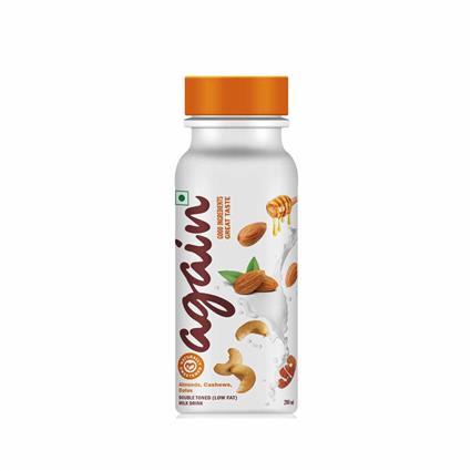 Dates Almond And Cashew Yoghurt -Again-200 Ml - Again