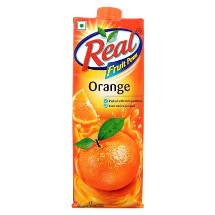 Orange Fruit Juice - Real