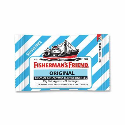 FISHERMANS FRIEND ORIGINAL LOZENGES 25G