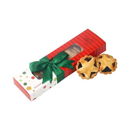 Christmas Mince Pie 4 Pcs - Smoor