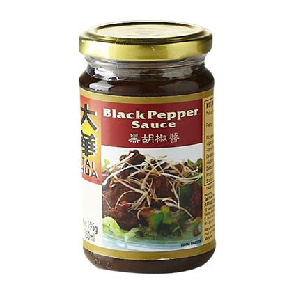 TAI HUA BLACK PEPPER SAUCE150ML