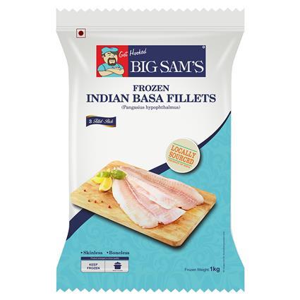 Indian Basa Fillets - Big Sams