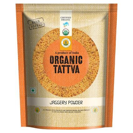Jaggery Powder Organic - Organic Tattva