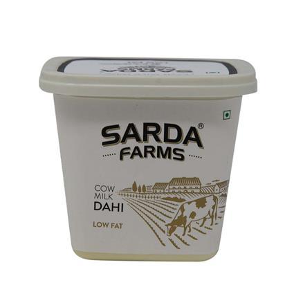 SARDA FARMS LOW FAT DAHI 400G