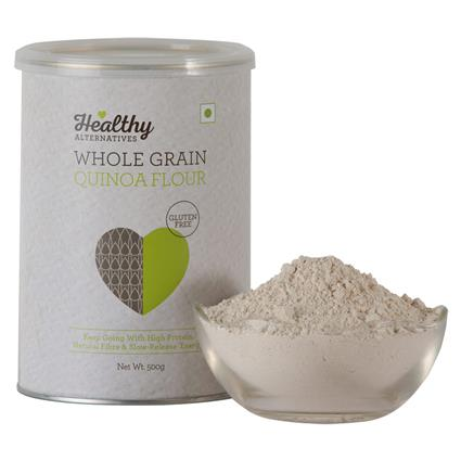 Quinoa Flour - Healthy Alternatives