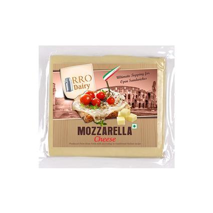 RRO MOZZARELLA BLOCK CHEESE-200Gm