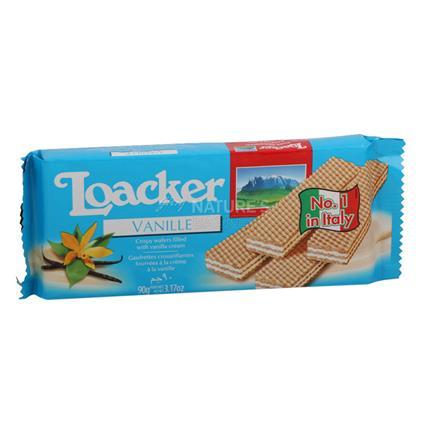 Vanilla Cream Wafer - Loacker