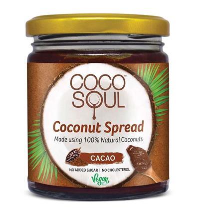 COCOSOUL COCONUT SPREAD CACAO 265G