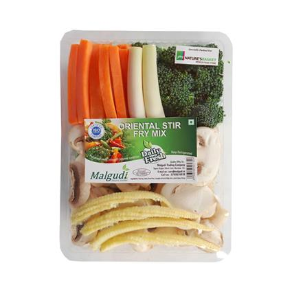 Oriental Stir Fry - Fruits & Vegetables
