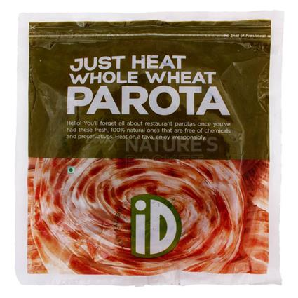 Just Heat Whole Wheat Parota - ID