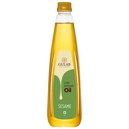 GULAB COLD PRESSED SESAME OIL 1L