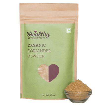 Organic Coriander Powder - Healthy Alternatives