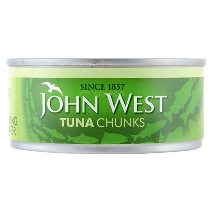 Tuna Chunks In Spring Water - John West