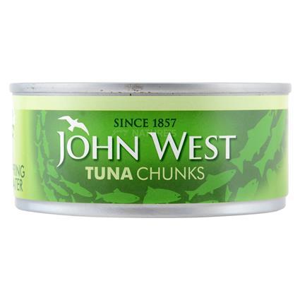 Tuna Chunks In Spring Water - John West