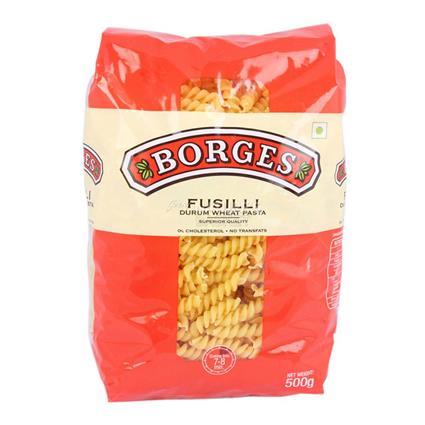 Fusilli Pasta - Borges