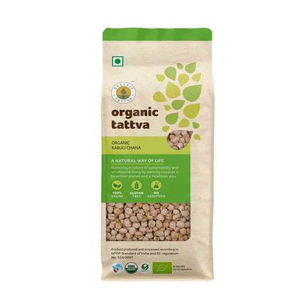 Kabuli Chana Organic - Organic Tattva