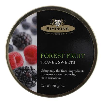 Forest Fruits Travel Sweets - Simpkins