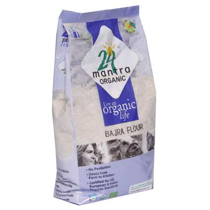 Pearl Millet Flour - 24 Letter Mantra