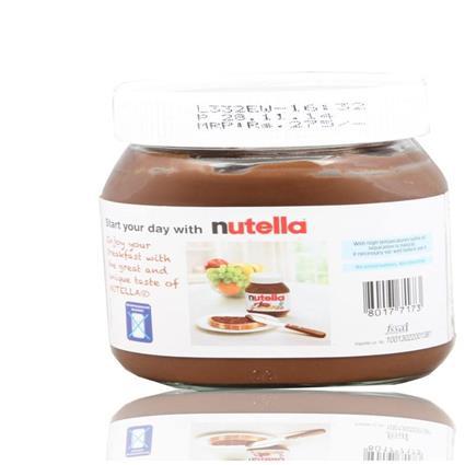 Nutella Hazelnut Spread Btl 350G