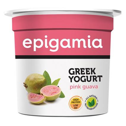 Greek Yogurt Pink Guava - Epigamia