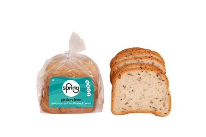 Plain Multiseed Gluten Free - Sprinng
