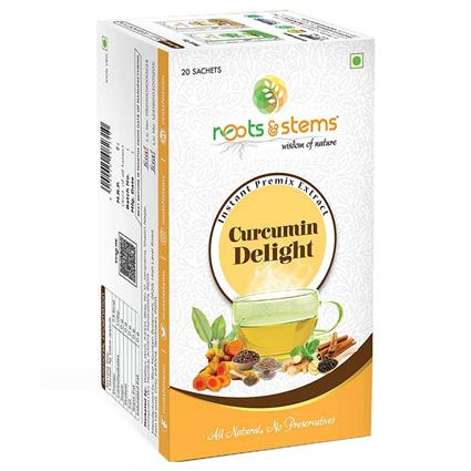 ROOTS & STEMS CURCUMIN DELIGHT 60G