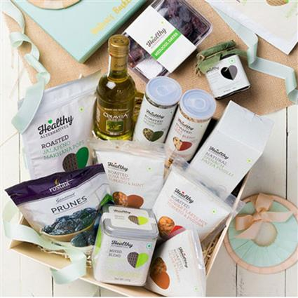 Wholesome Snacking - Gift Hamper