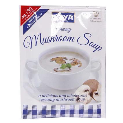 Instant Soup - Cream Mushroom - Keya