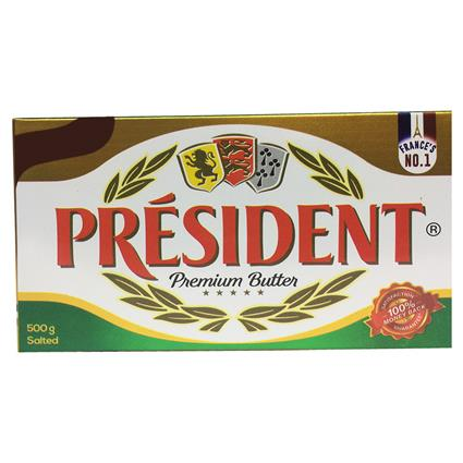 Salted Butter - President