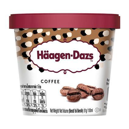 HAAGEN DAZS COFFEE MINI 100ML