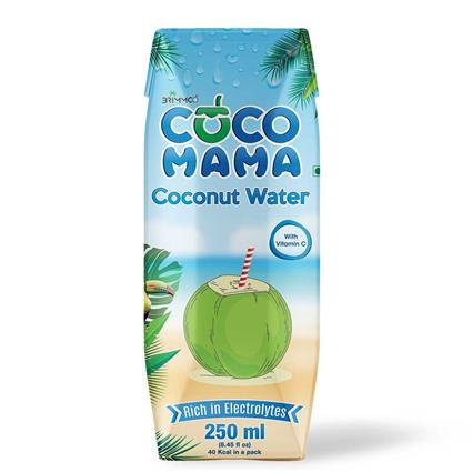 Coco Mama Coconut Water  250 Ml  Tetra Pack
