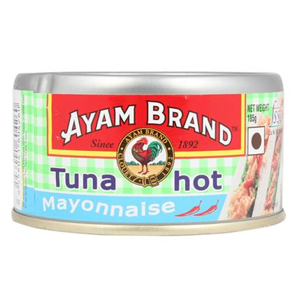 Tuna Hot Mayonnaise - Ayam