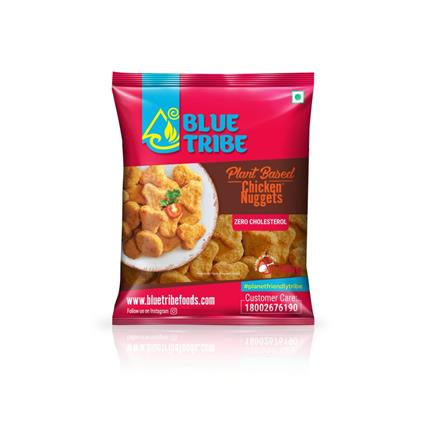 BLUE TRIBE PLANT BASE CHIC NUGGETS 250G